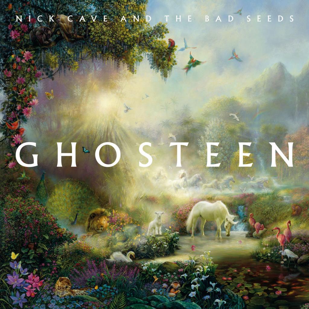 Ghosteen Nick Cave & the Bad Seeds dischi ottobre 2019