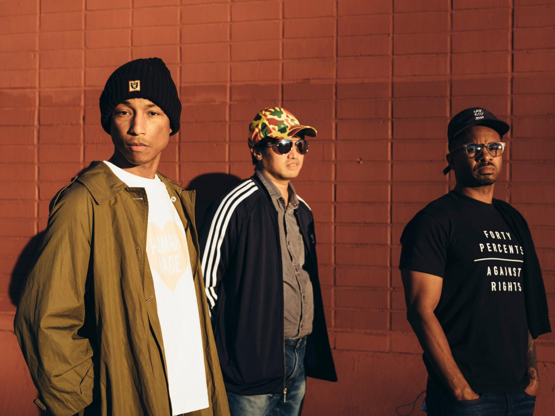 N.E.R.D. NO_ONE EVER REALLY DIES recensione