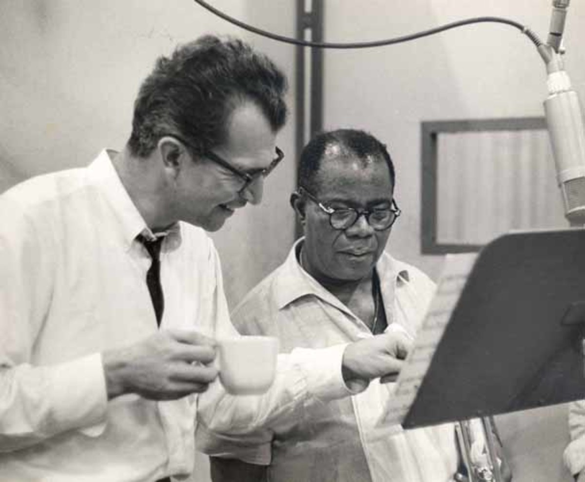 Armstrong - Brubeck, The Real Ambassadors
