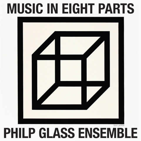Music in 8 parts- Glass