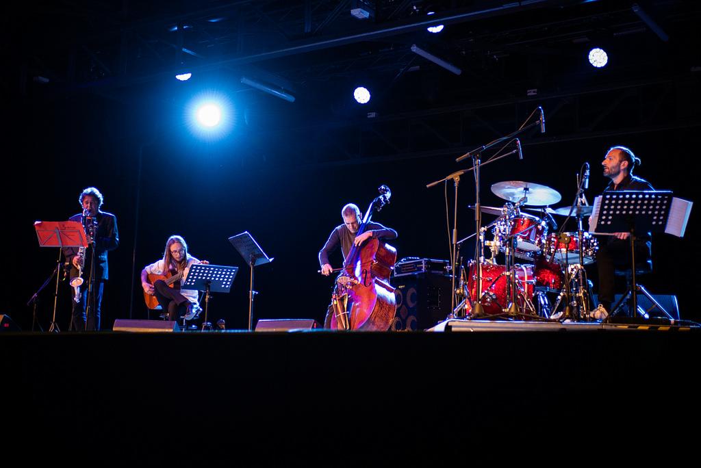 Torino Jazz Festival 2018 - MArchesano