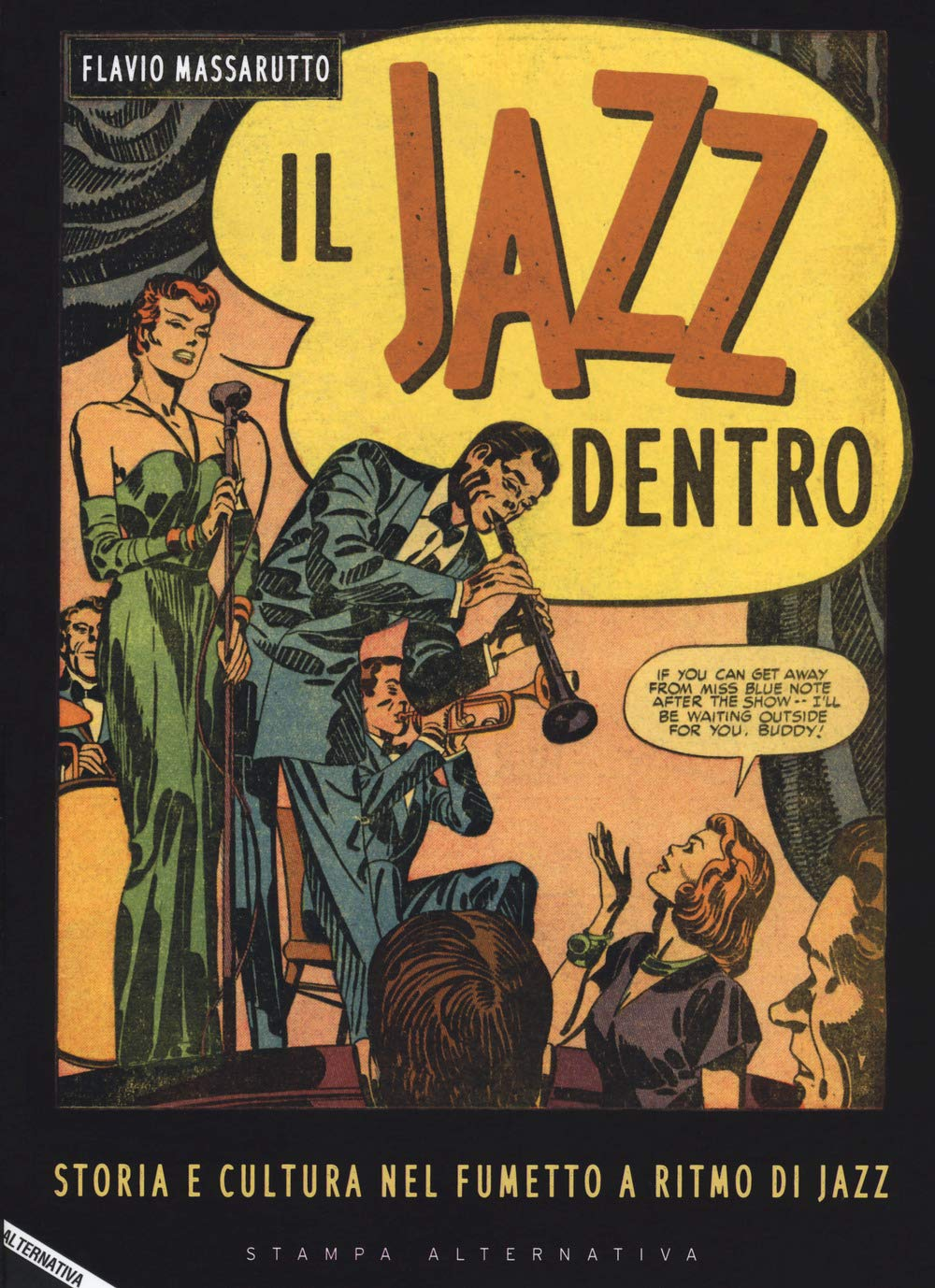 Massarutto Jazz dentro