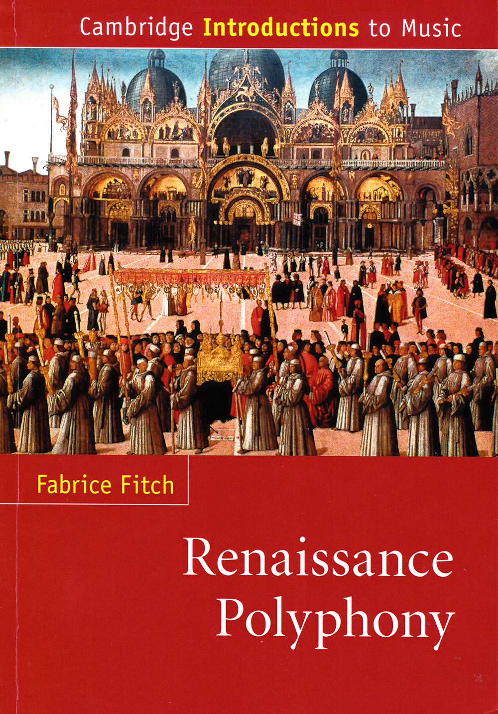 Renaissance Polyphony di Fabrice Fitch