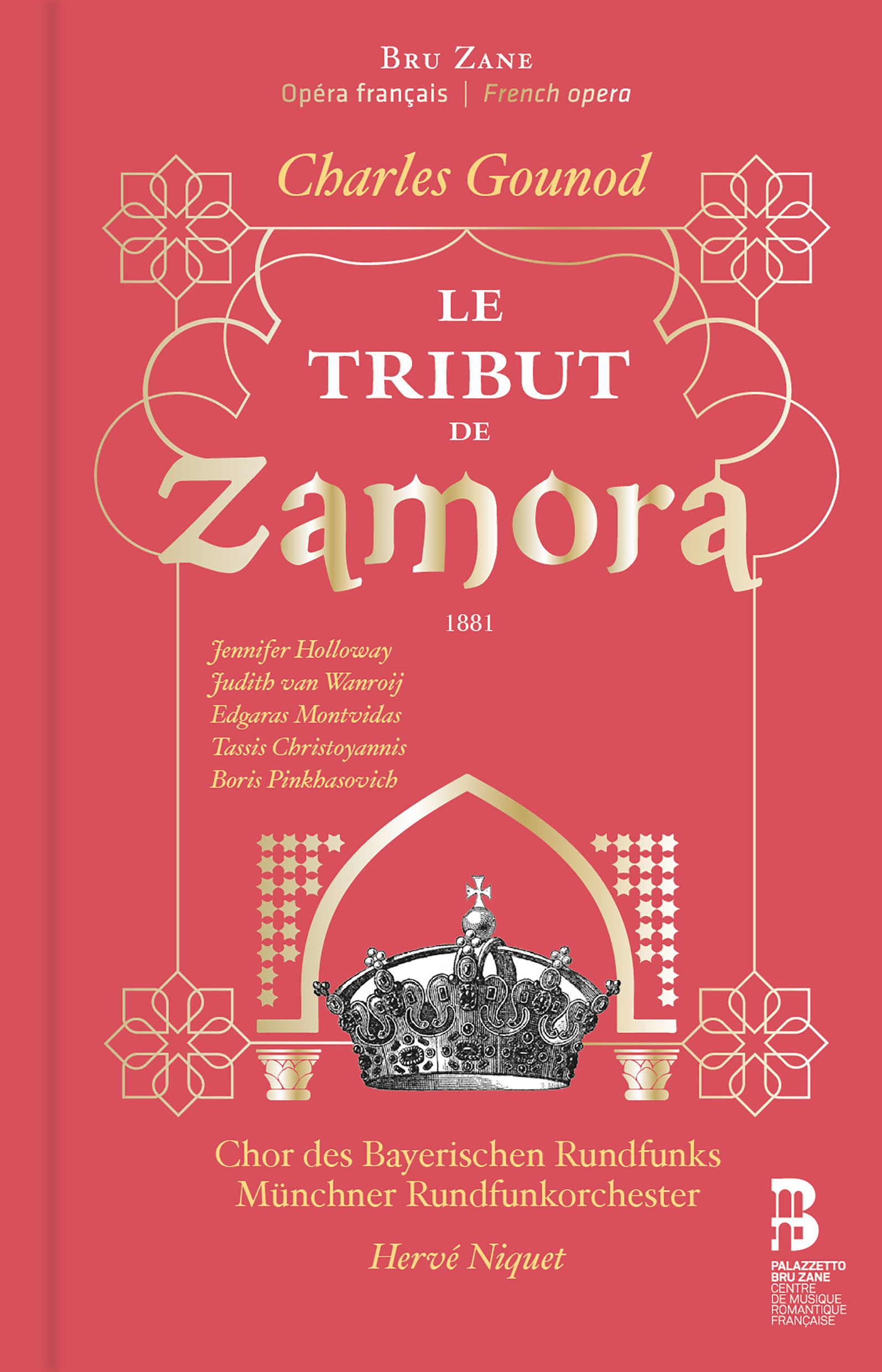 Le Tribut de Zamora, Charles Gounod