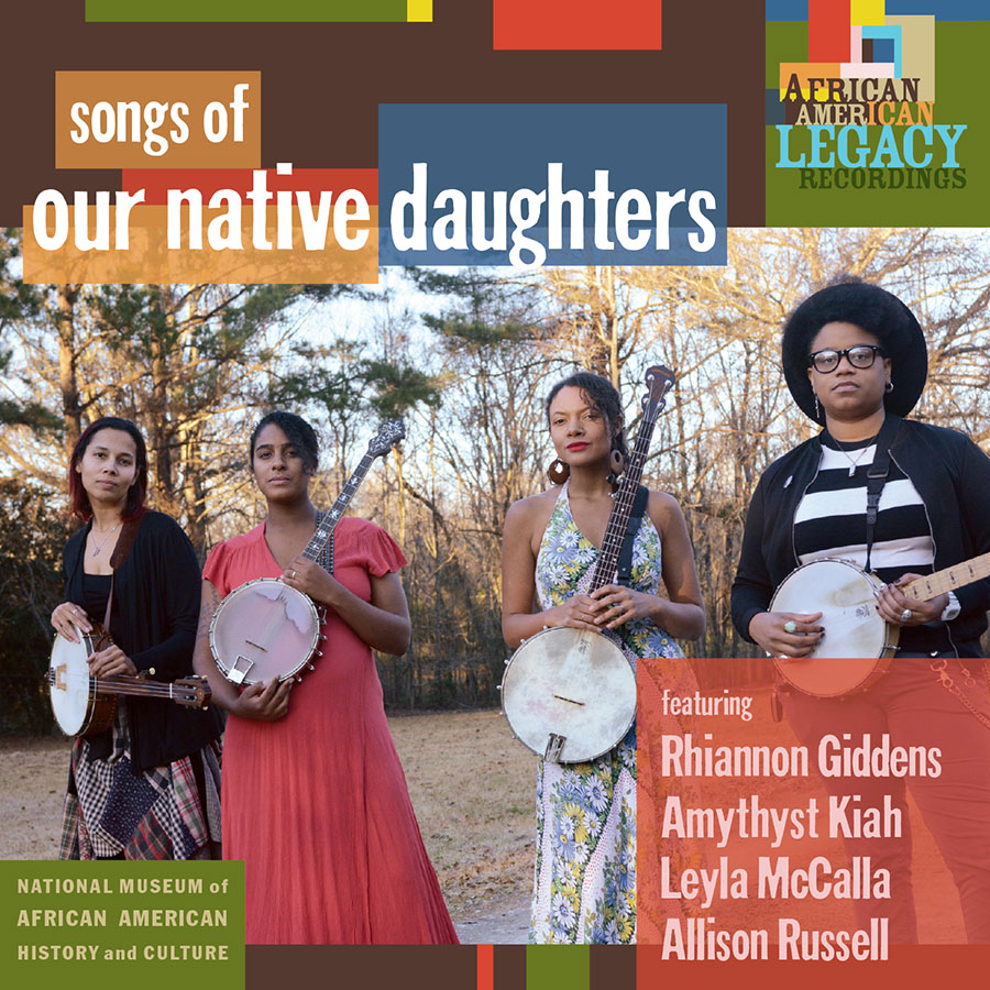 our native daughters- top 20 dischi world 2019