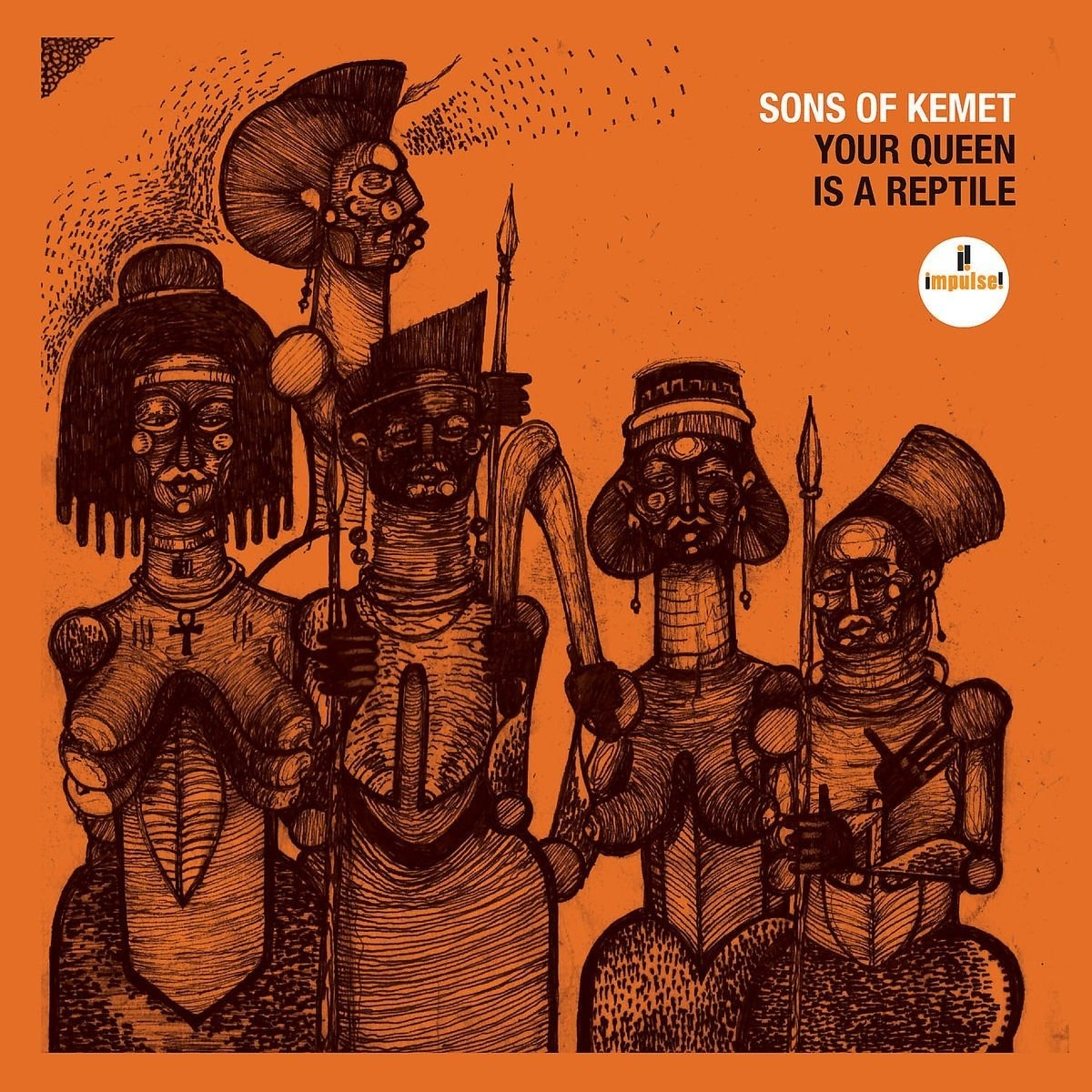Sons of Kemet - i migliori album jazz 2018