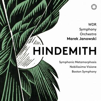 WDR Symphony Orchestra  Direttore: Marek Janowski - Paul Hindemith