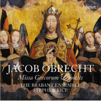 Jacob Obrecht, Brabant Ensemble