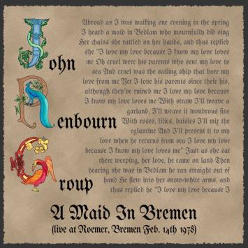 John Renbourn Group A Maid in Bremen
