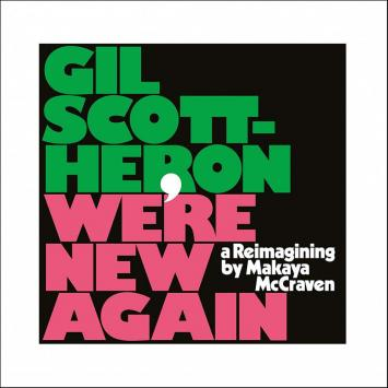 "ha deciso di ""reimmaginare"" l'ultimo, folgorante disco di Gil Scott-Heron, I Am New Here."