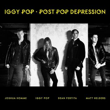 Iggy Pop Post Pop Depression recensione