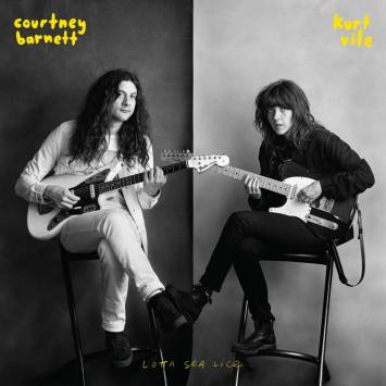 Courtney Barnett e Kurt Vile; Lotta Sea Lice.