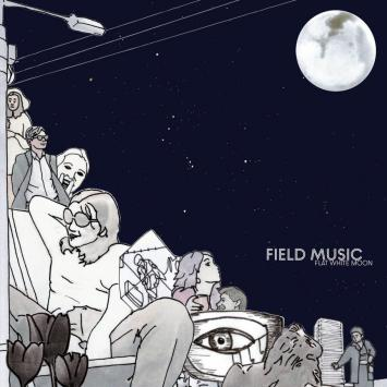 Field Music White moon Field