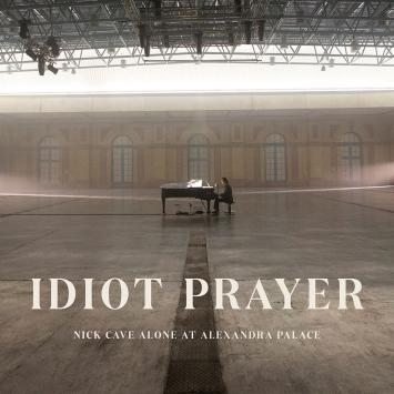 Nick Cave Idiot Prayer live alone at the Alexandra Palace
