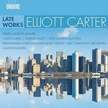 Elliott Carter, Late Works