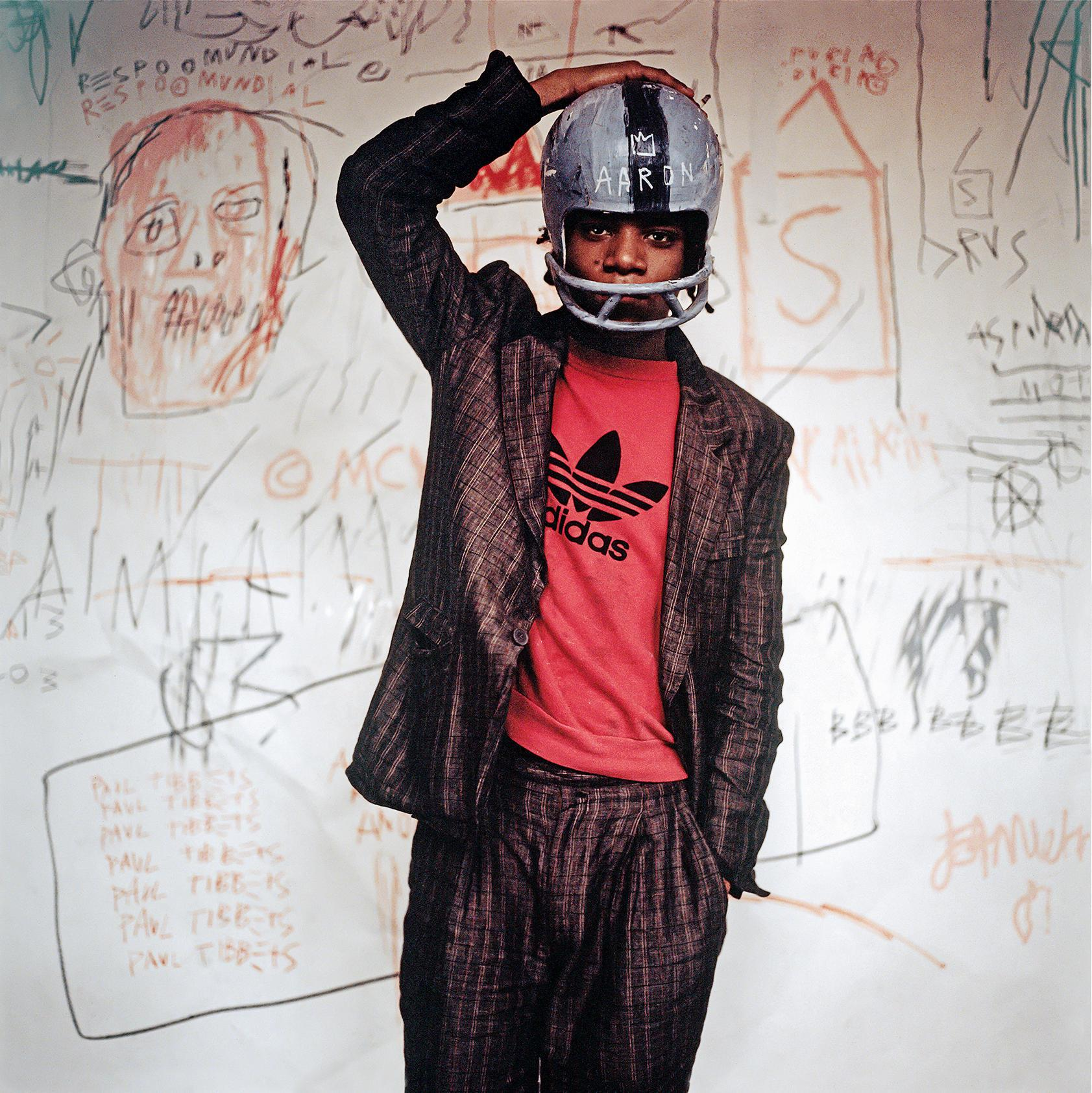 Basquiat: Boom for Real, Barbican