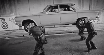 "Fotogramma dal video di ""Alright"" di Kendrick Lamar"