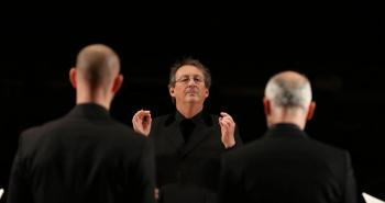Peter Phillips (foto di Kirk Richard Smith) - Palestrina