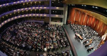 2021 Van CLIBURN COMPETITION
