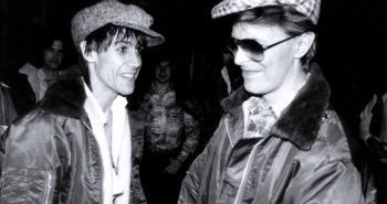 Iggy Pop The Bowie Years