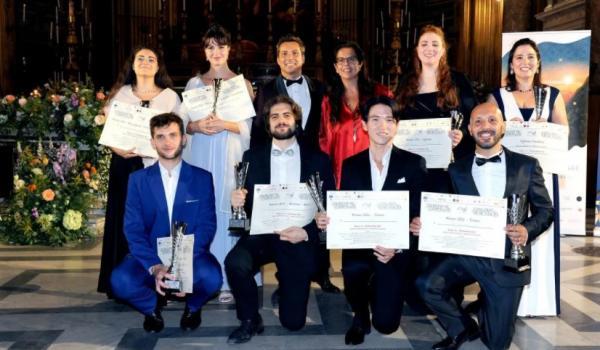 """Concorso Internazionale """"Musica Sacra 2021"""""""
