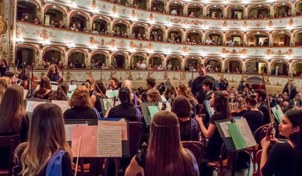 Audizioni EUYO -  European Union Youth Orchestra 2020