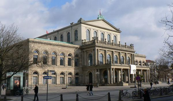 Lo Staatstheater di Hannover