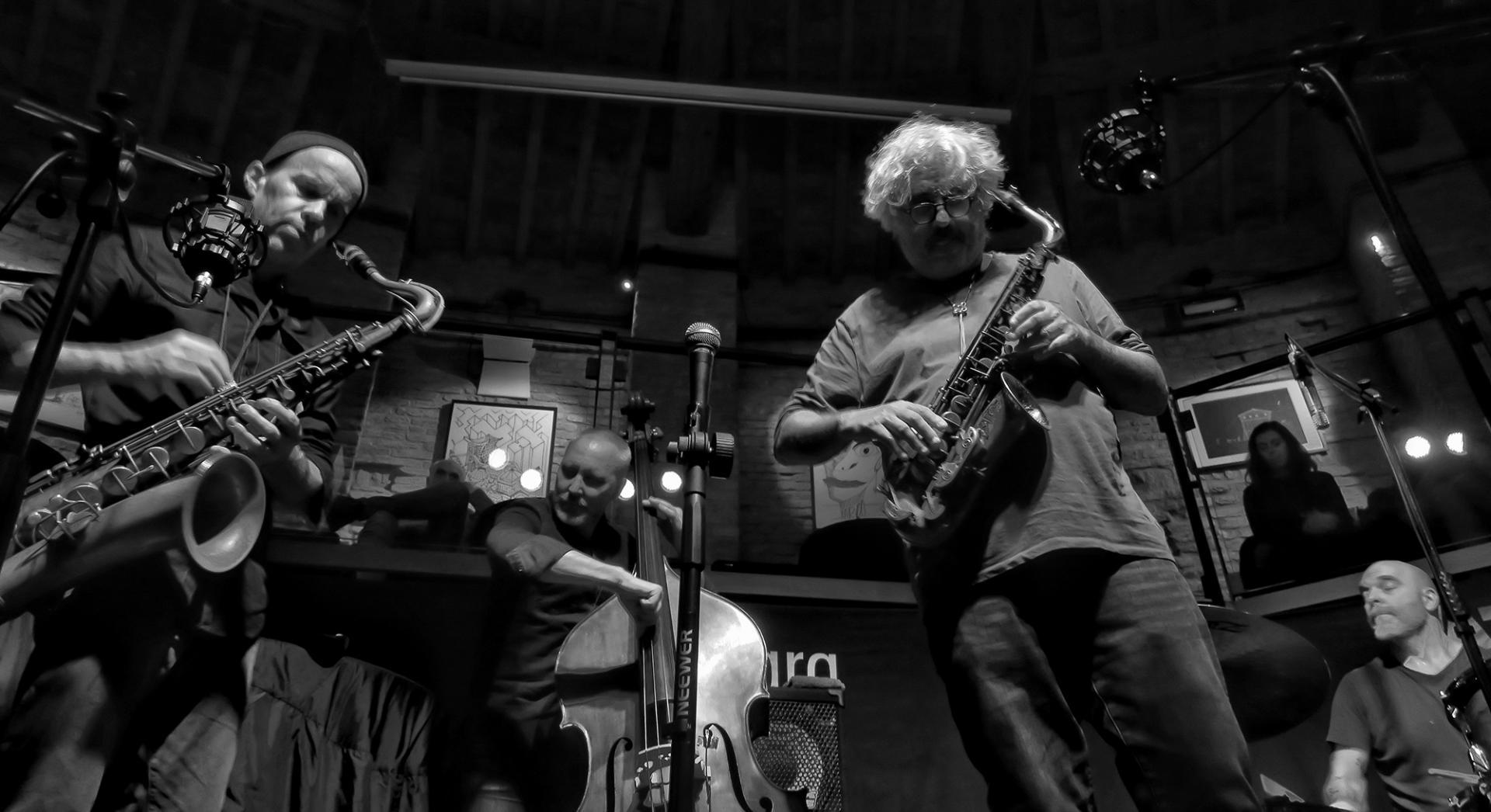 Broken Shadows: Tim Berne, Chris Speed, Reid Anderson, Dave King