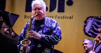 Lee Konitz 90 Years Celebration Bologna