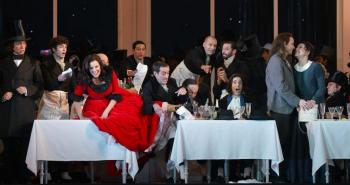 Boheme, Teatro Real di Madrid