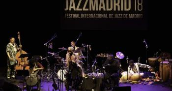 Art Ensemble of Chicago - Jazzmadrid foto di Álvaro López / JAZZMADRID.